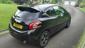 2015 Peugeot 208 1.2 VTi PureTech Allure 3dr - very lightly damaged repairable