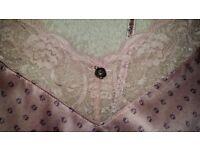Pure silk Rosie for Autograph nightwear