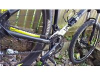 Voodoo bantu mountain bike stunning bike SWAP/SELL
