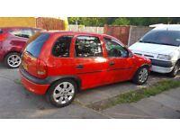 Vauxhall corsa swaps