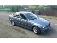 2002 BMW 3 Series 2.0 318i SE Saloon 4dr Petrol Automatic