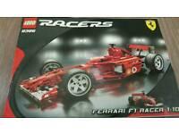 Lego technic racer 8386