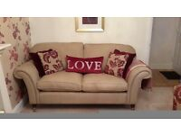 laura ashley 3 seater sofa in great condition hardly used