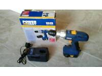 14.4 volt cordless Hammer Drill for Only £15