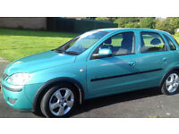 Lovely Vauxhall corsa semi automatic - rare low mileage 1.0 litre engine, cheap tax/ins