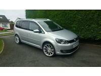 2011 VW Touran 2.0TDi SE with 19inch ZZR alloys