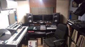 Music Studio Hire - Music Production - Engineering - DJ