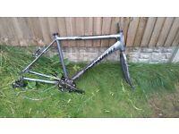 Schwinn Mountain Bike Frame and Fork set