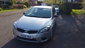 Kia Ceed 1.4i Good condition low mileage
