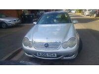 Mercedes benz C220 cdi, Excellent condition. £3500 ono