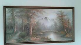 Land Scape oil Painting