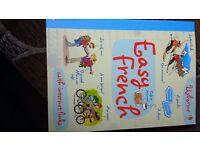 Easy French Usborne book
