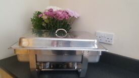 Food servers/ chafing dishes