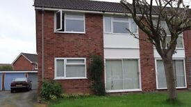Modern 1 Bed Flat, Double Glazing, Off Road Parking , Quiet Area yet Close to Oswestry Town Centre