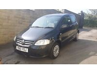 2010 / 10 Plate Volkswagen Urban FOX 1.2 6V 3d 54 BHP INSURANCE GROUP 1 40K MILES FROM NEW