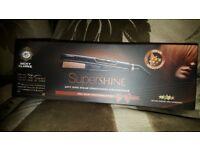 Nicky Clarke Supershine 235°C Steam Conditioning Straighteners
