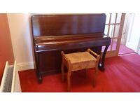 Hamilton Upright Piano.
