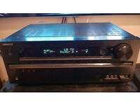 Onkyo TX-NR579 Home cinema Amplifier, UWF-1 Wireless Adap included, 4K upscaling