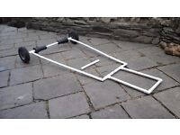 Launching trolley for sailing dinghy - topper, pico, mirror etc