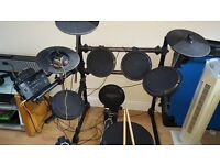 Electric Drum kit DD505 with stool