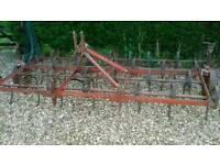 Springtine cultivator