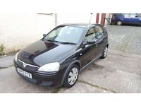 2003 Vauxhall Corsa Design 1.2 5 Door 72000 Miles Only 11 Month MOT Full Service History...