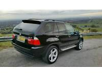 BMW X5 2005 FACELIFT, XENONS, PANROOF, NEW REAR BUSHES