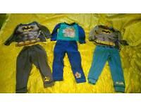 Boys pyjamas 3x, 3-4