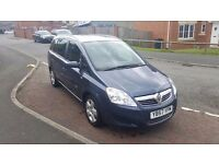 2008 zafira 1.6 breeze 7 seater low miles immaculate lovely colour