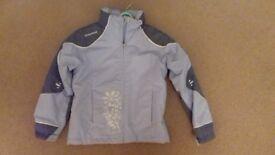 Girls Decathlon Ski Jacket plus Salopettes