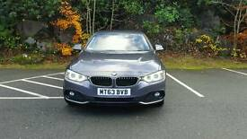 BMW 420d Sports - Auto with Head Up Display (£17,999)