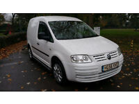 Volkswagen Caddy 2.0 SDI 2006 Long MOT!!!