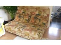 FREE sofa bed with new foams