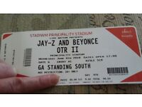 Jay z and beyonce ticket