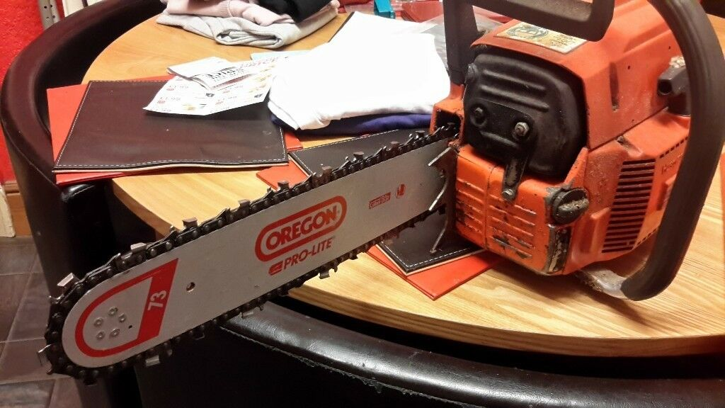 Husqvarna chainsaw 266xp with new bar and chain great saw in husqvarna chainsaw 266xp with new bar and chain great saw greentooth Choice Image