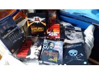Dvd Box set collection.