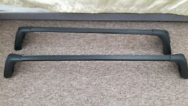 GENUINE PEUGEOT LOCKABLE ROOF BARS FOR 3008