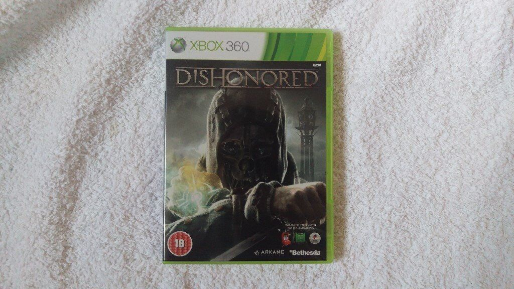 Dishonored Xbox 360 Nottingham VERY. GOOD Condition