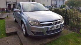 Vauxhall Astra Design 1.7 CDTI economical MOT 02.18