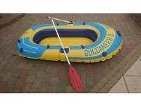 BUCCANEER II Boat/Rubber Dinghy (229 x 135 cms)