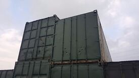 40 ft HIGH CUBE ONLY £600