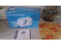 Used Cookworks Food Slicer in very good condition