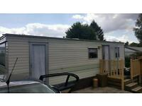 Static Caravan, Authille, northern France, somme