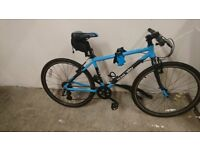 Team Sky Frog 73 Kids 26 inch Bike