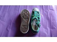 Converse all star sandal RARE 5 uk