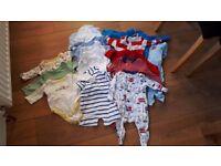 Boys New baby/newborn bundle mainly John Lewis