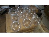 display bowls x9 job lot
