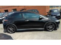 HONDA CIVIC 1.8 I-VTEC TYPE S GT, FSH, 1 OWNER FROM NEW!