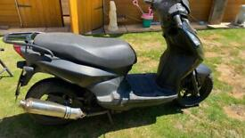 2012 Sym Symply 2 125 Scooter/ Moped