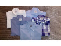 TM LEWIN men's shirts